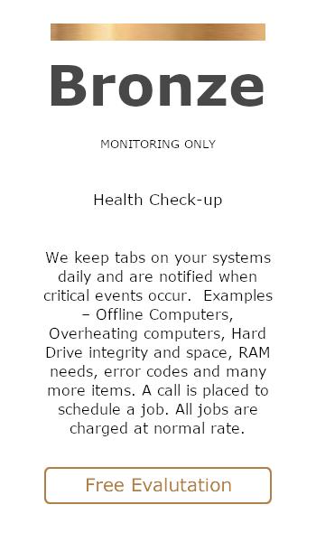 MSP Managed Service Provider Monitoring Maintenance RemotePrescott Valley